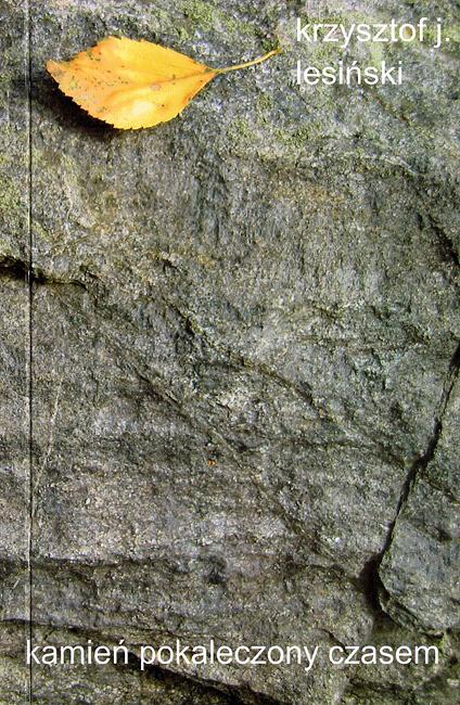 3. kamień pokaleczony czasem (2006)