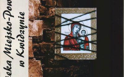 Rodzę Białoruś. Ikony rodzinne. Kwidzyn 2009