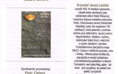 kamień pokaleczony czasem – Krzysztof J. Lesiński 2007